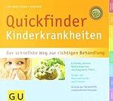Quickfinder Kinderkrankheiten (GU Quickfinder P&F)