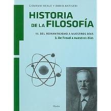Historia de la filosofía III. Del Romanticismo a nuestros días: 3. De Freud a nuestros días: 7