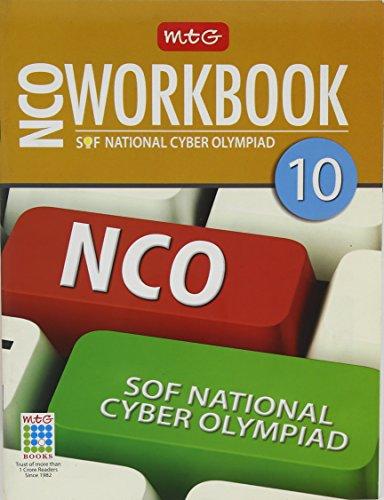 MTG National Cyber Olympiad (NCO) Work Book - Class 10