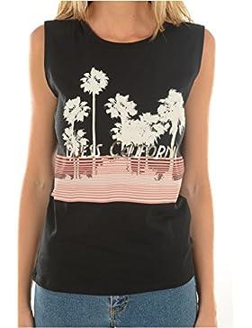 Guess - Camiseta de manga larga - para mujer