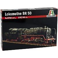 Italeri 8702S BR 50 - Locomotora a escala 1:87 [Importado de Alemania]