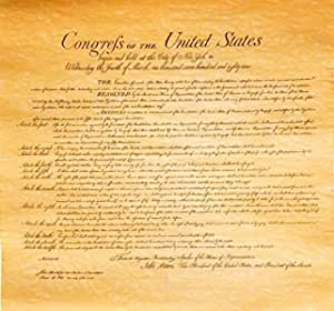 IIV Bill of Rights Historical Document