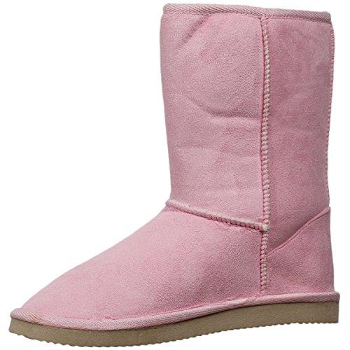 Rosa Winter-schnee-stiefel (Lalang Damen Schnee Stiefel Winterstiefel Warm Winter Boots Schneestiefel (37, Rosa))