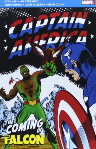 Captain America: the Coming of the Falcon Cover Image