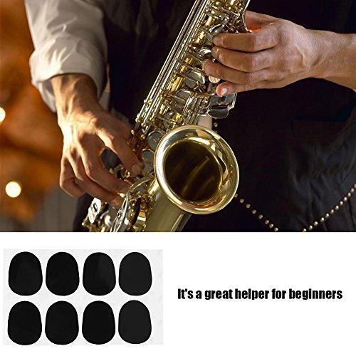 Yibuy Testa rotonda per tamburo bongo in pelle di capra colore: beige 30x30x0.1cm//11.81x11.81x0.03 inch LxWxT 20,3 cm