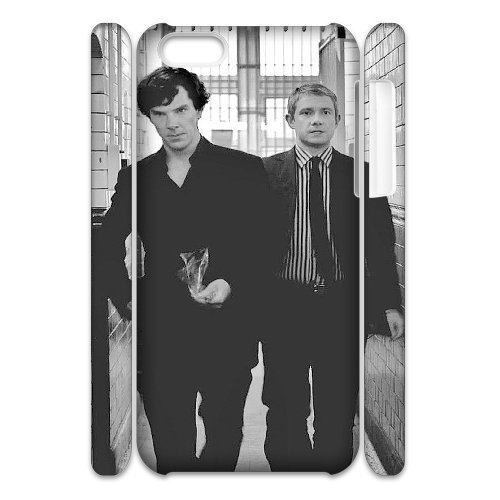 LP-LG Phone Case Of Sherlock For Iphone 4/4s [Pattern-6] Pattern-5