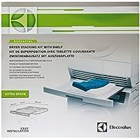 Electrolux 9029792885 Staking Kit con Tavoletta Estraibile Adatto a Lavatrici