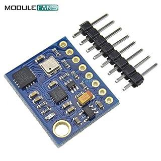 10DOF L3GD20 LSM303D BMP180 Gyro Beschleunigungsmesser Kompass Altimeter für Arduino GY89 GY-89