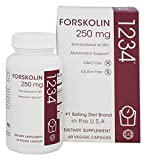Creative Bioscience Forskolin 1234 Supplyment, 250 mg by Creative Bioscience