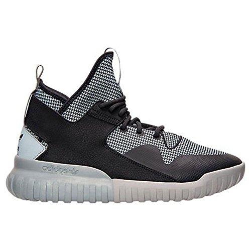 Adidas Tubular X Black And Grey