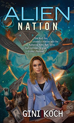 Alien Nation Cover Image