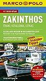 MARCO POLO Reiseführer Zakinthos, Ithaki, Kefallonia, Lefkas - Klaus Bötig