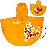 alles-meine GmbH Regencape / Regenponcho -  Disney - Mickey Mouse - Gelb  - Gr. 110 - 116 - 1..