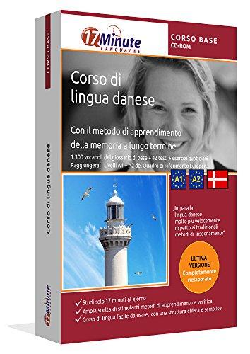 Corso di Danese (CORSO BASE): Software di apprendimento su CD-ROM