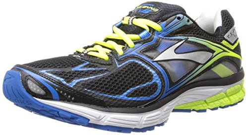 Brooks Ravenna Herren Laufschuhe Mehrfarbig (Black/Brilliant Blue/Nightlife)