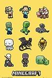 GB eye Ltd Minecraft Characters Poster