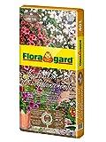 Floragard Bio Balkon- und Kübelpflanzenerde ohne Torf 40 L