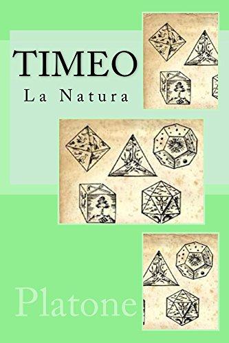 Timeo (Le Opere di Platone Vol. 13)
