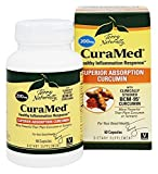 Terry Naturally CuraMed (200mg, Superior Absorption Curcumin, 60 Capsules) from EuroPharma, Inc