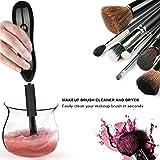 Make-up Pinsel-Reinigung und Automatische Trocken Werkzeug mit 8 Gummi Halsbänder