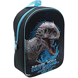 Mochilas para niño Jurassic World 3D, multicolor, talla única