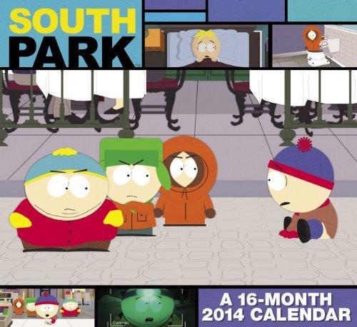 2014-south-park-wall-calendar-by-comedy-central-2013-08-01