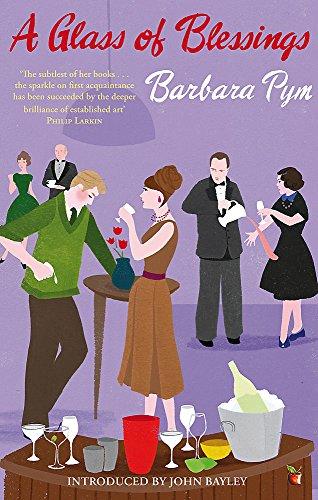 A Glass Of Blessings (Virago Modern Classics) por Barbara Pym