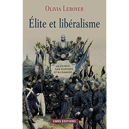 Elite et libéralisme (Sciences politiques et relations internationales)