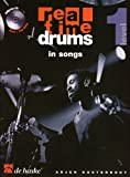 Real Time Drums in Songs, m. Audio-CD - Arjen Oosterhout