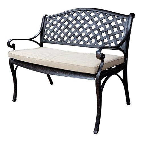 alu gartenbank vergleich und kaufberatung 2018 die besten produkte im berblick. Black Bedroom Furniture Sets. Home Design Ideas