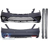 Kitt cbmbw222amgs63cuerpo Kit diseño negro Bumper accesorios lado Faldas LWB