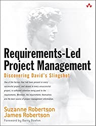 [(Requirements-led Project Management : Discovering David's Slingshot)] [By (author) James Robertson ] published on (August, 2004)