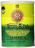 Jamaica Blue Mountain Coffee, Negril Blend Whole Beans Coffee Tin 340g