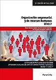 ORGANIZACIÓN EMPRESARIAL Y RECURSOS HUMANOS UFO517