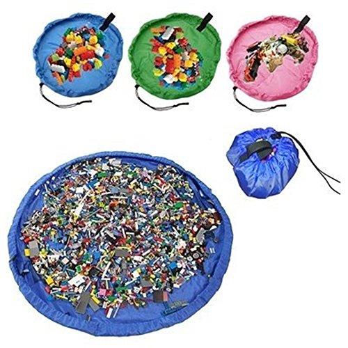 MyTop de los niños alfombra de juegos y juguetes de almacenamiento bag-40inch
