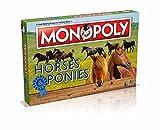 Winning Moves Chevaux et poneys Monopoly Jeu de société