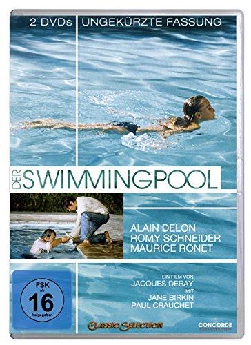Bild von Der Swimmingpool (Ungekürzte Fassung, 2 Discs)