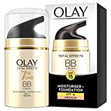 Olay Total Effects Anti-Ageing BB Cream SPF15 For Medium Shade, 50 ml