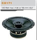 CIARE - Altoparlante cassa coassiale a due vie 150 Watt max 4 ohm diametro 165 mm CIARE CZ171