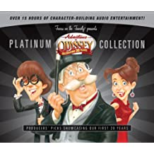 Adventures in Odyssey Platinum Collection: Producers' Picks Showcasing Our First 20 Years (Adventures in Odyssey (Audio Unnumbered))