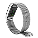 Fitbit Charge 2 Band, Beikell Fitbit Charge 2 Strap - Milanese Loop Stainless Steel Bracelet with Unique Magnetic Lock for Fitbit Charge 2