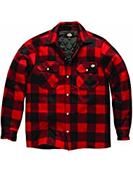 Dickies - Chemise casual - Homme, Rouge, CL