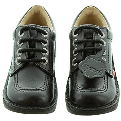 Kickers Unisex Kick Lo Youth Shoes