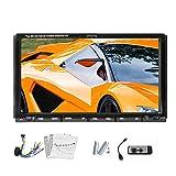 Die besten Pupug In Audios - Pupug 7 Zoll HD Motorisierte Screen-Auto-DVD-Spieler GPS-Navigator Optional Bewertungen