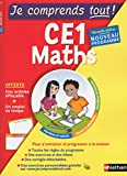 Je comprends tout - Mathématiques - CE1 - Nouveau programme 2016...