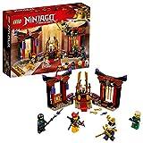 LEGO 70651 Duell im Thronsaal Bunt, Einheitsgröße - LEGO