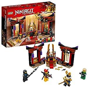 LEGO 70651 Ninjago Duello nella sala del trono (Ritirato dal Produttore) LEGO