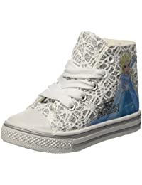 Frozen Canvas Hi - Zapatillas Niñas