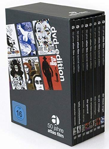 50 Jahre atlas film - dvd-edition: Alle Infos bei Amazon