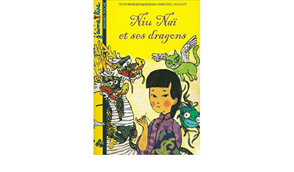 Couverture de Niu Naï et ses dragons
